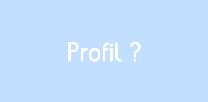 profil ?
