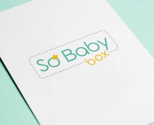 image représentant la carte de visite de So Baby box